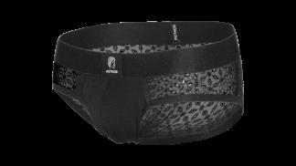 cueca transparente bordada renda Underwear by pothos