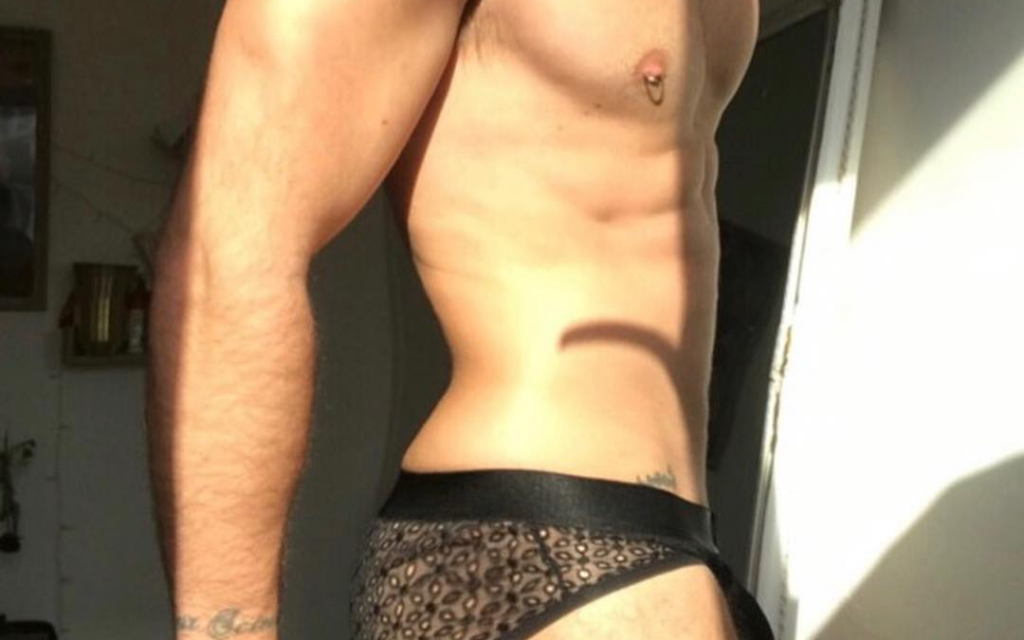 Theo Ford Luxury Underwear for gay man