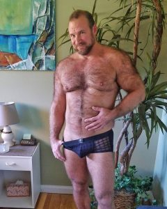 Boatin Rob in Monday Boxer - Pothos Luxury Underwear